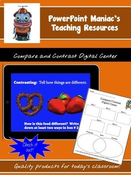 Compare and Contrast Digital Center