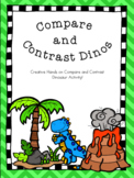 Compare and Contrast Dinosaurs