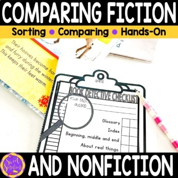 Comparing Fiction and Non-Fiction Texts for K-2