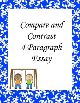 Compare And Contrast Essay By Teachinme  Teachers Pay Teachers Compare And Contrast Essay Essay Of Science also Paper Vs Essay  Expert Assignment Help