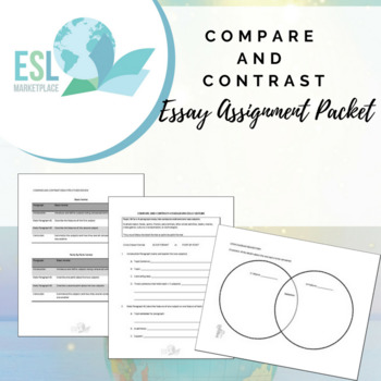 Compare and Contrast Essay Assignment Project