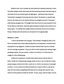 Compare and Contrast Essay Bundle in Word--Great for Writing Workshop or Alone