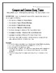 Compare and Contrast Essay: Othello and The Count of Monte Cristo