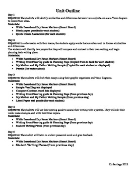 compare and contrast essay examples 6th grade - Compare And Contrast Essays Examples