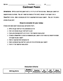 Compare and Contrast Essay and Rubric