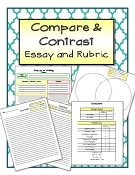 good topic sentences for compare and contrast essays