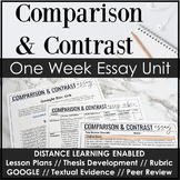 Compare and Contrast Essay for Literary Works - Google Lin