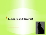 Compare and Contrast Fairy Tales
