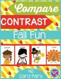 Compare and Contrast: Fall Fun