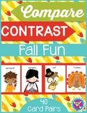 Compare and Contrast: Fall Fun