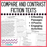 Compare and Contrast Fiction Texts - Comparing Characters, Comparing Stories