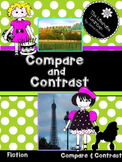 Compare and Contrast Fiction 2nd and 3rd Grade