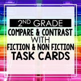 Compare and Contrast Fiction & Nonfiction Toothy® Task Kits