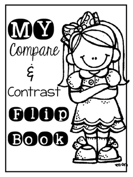 Compare and Contrast Flip Book