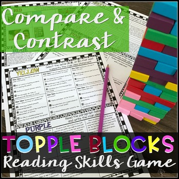 Compare and Contrast Game