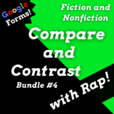 Compare and Contrast Google Classroom Reading Passages
