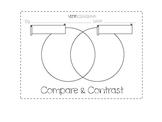 Compare and Contrast Graphic Orgainizer