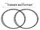 FREEBIE: Compare and Contrast Graphic Organizer