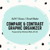 Compare and Contrast Graphic Organizer
