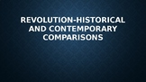 Compare and Contrast Historical Themes