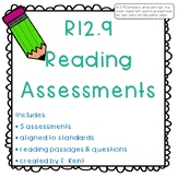 Compare & Contrast Informational Assessments - RI2.9