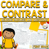 Compare and Contrast Informational Text