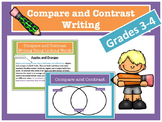 Compare and Contrast Informational Writing (Grades 3-4) Al