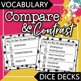 Compare and Contrast Speech Therapy Game