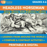 Legends of the Headless Horseman - Scary Stories from Different Cultures