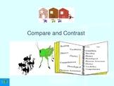 Compare and Contrast Interactive Lesson