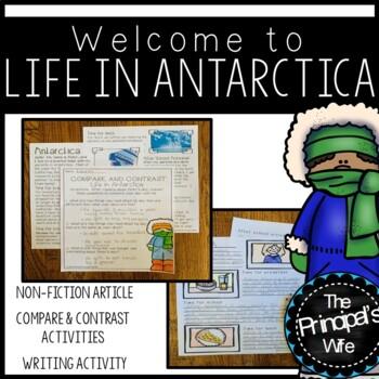 Cultural Diversity: Life in Antarctica