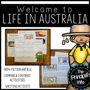 Cultural Diversity: Life in Australia