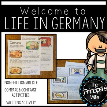 Cultural Diversity: Life in Germany