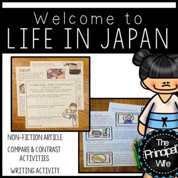 Cultural Diversity:  Life in Japan