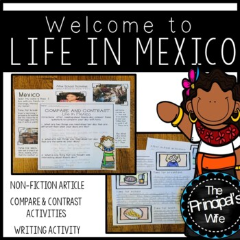 Cultural Diversity: Life in Mexico
