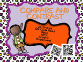 Compare and Contrast Listening Center QR Codes with Graphi