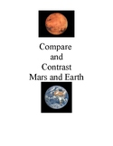 Compare and Contrast: Mars and Earth
