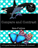 Compare and Contrast Non-Fiction Text 2nd and 3rd Grade