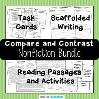 Compare and Contrast: Nonfiction Bundle