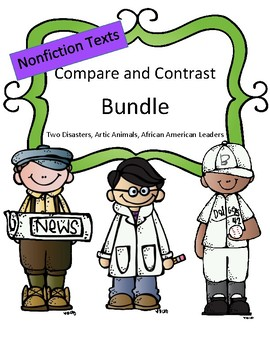 Compare and Contrast: Nonfiction Bundle