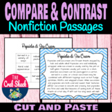 Compare and Contrast Cut and Paste *Passages*