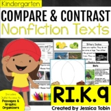 Compare and Contrast Nonfiction Text RIK.9, Similarities and Differences