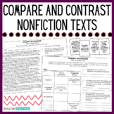 Compare and Contrast Nonfiction Text - Compare and Contrast Passages