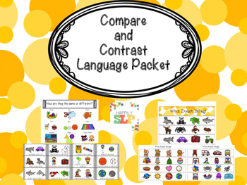 Compare and Contrast Packet