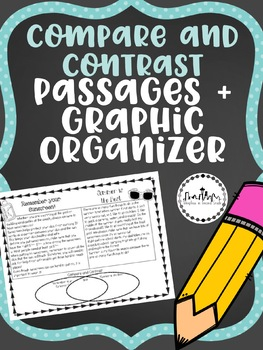 Compare and Contrast Passage