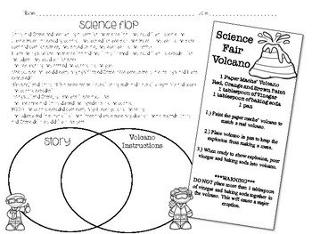 Compare and Contrast Passages: Science Flop