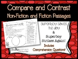 Compare and Contrast Passages: Superboy