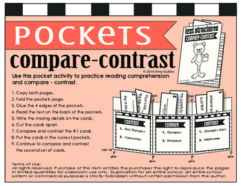 Compare and Contrast Pocket