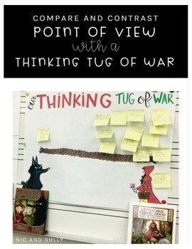 Compare and Contrast Point of View with Red Riding Hood