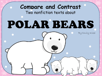 Compare and Contrast Polar Bears